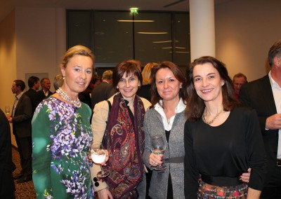 Michaela Schroll, Christina Brunner, Erika Resch und Bettina Huber